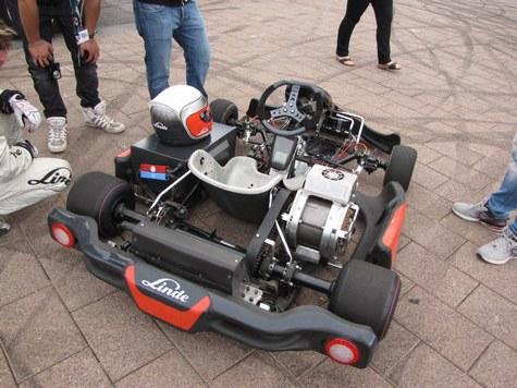 Тюнинг своими руками электромобиля 356