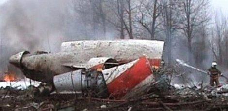 Катастрофа самолета Президента Польши Леха  Качиньского. Фото REUTERS